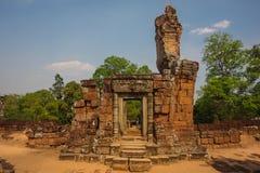 Προ ναός Rup στην πόλη Angkor Στοκ Φωτογραφία