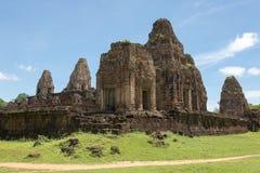 Προ ναός Rup, Angkor Wat, Καμπότζη Στοκ Εικόνα