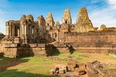 Προ Rup είναι ένας ινδός ναός σε Angkor, Καμπότζη Στοκ φωτογραφίες με δικαίωμα ελεύθερης χρήσης