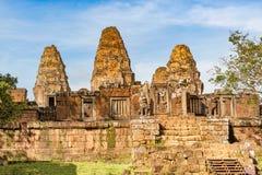 Προ Rup είναι ένας ινδός ναός σε Angkor, Καμπότζη Στοκ εικόνα με δικαίωμα ελεύθερης χρήσης