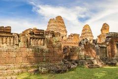 Προ Rup είναι ένας ινδός ναός σε Angkor, Καμπότζη Στοκ Εικόνες