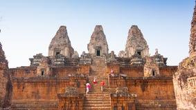 Προ rup ναός σε Angkor σύνθετο στην Καμπότζη Στοκ Φωτογραφίες
