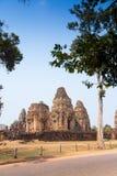 Προ rup ναός σε Angkor σύνθετο στην Καμπότζη Στοκ εικόνα με δικαίωμα ελεύθερης χρήσης