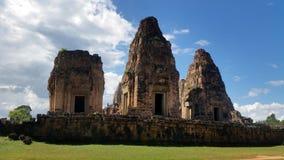 Προ Rup, Siem συγκεντρώνει την Καμπότζη Στοκ Εικόνες