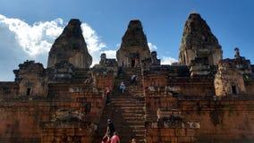 Προ Rup, Siem συγκεντρώνει την Καμπότζη Στοκ εικόνες με δικαίωμα ελεύθερης χρήσης