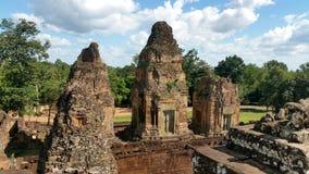 Προ Rup, Siem συγκεντρώνει την Καμπότζη Στοκ εικόνα με δικαίωμα ελεύθερης χρήσης