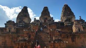 Προ Rup, Siem συγκεντρώνει την Καμπότζη Στοκ φωτογραφίες με δικαίωμα ελεύθερης χρήσης
