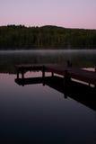 πρωί ήρεμο Στοκ φωτογραφία με δικαίωμα ελεύθερης χρήσης