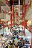 πρωί αγοράς mangga dua Στοκ φωτογραφίες με δικαίωμα ελεύθερης χρήσης