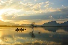 πρωί ειρηνικό Στοκ εικόνα με δικαίωμα ελεύθερης χρήσης