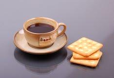 πρωί καφέ Στοκ φωτογραφία με δικαίωμα ελεύθερης χρήσης