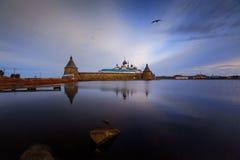 πρωί μοναστηριών Στοκ φωτογραφία με δικαίωμα ελεύθερης χρήσης