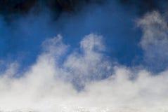 πρωί ομίχλης Στοκ Φωτογραφίες