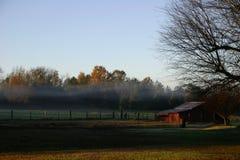 πρωί ομίχλης Στοκ εικόνα με δικαίωμα ελεύθερης χρήσης