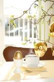 πρωί Πάσχας ηλιόλουστο Στοκ φωτογραφίες με δικαίωμα ελεύθερης χρήσης