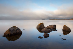 Πρωί παραλιών Στοκ φωτογραφίες με δικαίωμα ελεύθερης χρήσης