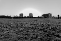 Πρωί σε Herzliya Στοκ φωτογραφία με δικαίωμα ελεύθερης χρήσης