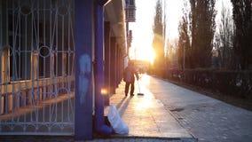 Πρωί στην πόλη