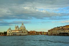 Πρωί στη Βενετία Στοκ Εικόνες