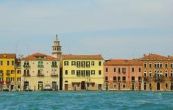 Πρωί στη Βενετία Στοκ εικόνες με δικαίωμα ελεύθερης χρήσης