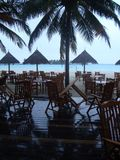Πρωί στις Μαλδίβες Στοκ Εικόνα