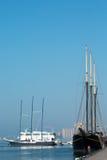 Πρωί στο λιμάνι Στοκ φωτογραφίες με δικαίωμα ελεύθερης χρήσης