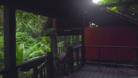 Πρωί στο νησί Similan απόθεμα βίντεο