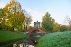 Πρωί στο πάρκο Στοκ εικόνα με δικαίωμα ελεύθερης χρήσης