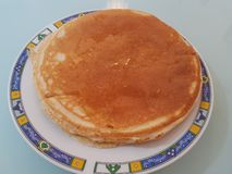 Πρωί τηγανιτών στοκ εικόνα με δικαίωμα ελεύθερης χρήσης