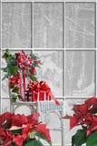 πρωί Χριστουγέννων διανυσματική απεικόνιση