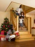 Πρωί Χριστουγέννων στοκ φωτογραφία με δικαίωμα ελεύθερης χρήσης