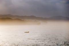 Πρωί misty Στοκ φωτογραφία με δικαίωμα ελεύθερης χρήσης