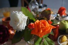 Πρωί roses10 Στοκ Φωτογραφίες