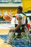 Πρωτάθλημα καλαθοσφαίρισης παγκόσμιων αναπηρικών καρεκλών Στοκ Εικόνα