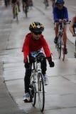 πρωτάθλημα του 2011 ironkids triathlon εμεί&sigm Στοκ Εικόνα