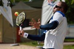Πρωτάθλημα 2015 παγκόσμιας ομάδας αντισφαίρισης παραλιών Στοκ Φωτογραφία