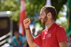 Πρωτάθλημα 2015 παγκόσμιας ομάδας αντισφαίρισης παραλιών Στοκ Φωτογραφίες