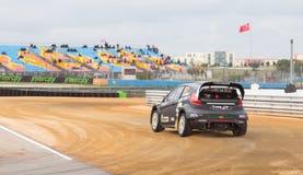 Πρωτάθλημα παγκόσμιου Rallycross FIA Στοκ φωτογραφία με δικαίωμα ελεύθερης χρήσης