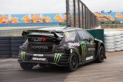 Πρωτάθλημα παγκόσμιου Rallycross FIA Στοκ Εικόνα