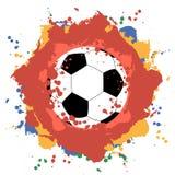 Πρωτάθλημα ποδοσφαίρου Στοκ εικόνες με δικαίωμα ελεύθερης χρήσης