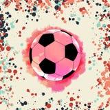 Πρωτάθλημα ποδοσφαίρου Στοκ φωτογραφία με δικαίωμα ελεύθερης χρήσης