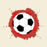 Πρωτάθλημα ποδοσφαίρου Στοκ Εικόνες