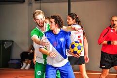 Πρωτάθλημα Korfball Antalya - Τουρκία Στοκ Εικόνα