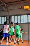 Πρωτάθλημα Korfball Antalya - Τουρκία Στοκ φωτογραφία με δικαίωμα ελεύθερης χρήσης