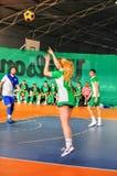 Πρωτάθλημα Korfball Antalya - Τουρκία Στοκ Εικόνες