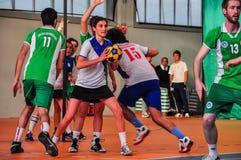 Πρωτάθλημα Korfball Antalya - Τουρκία Στοκ Φωτογραφίες