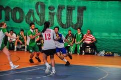 Πρωτάθλημα Korfball Antalya - Τουρκία Στοκ εικόνα με δικαίωμα ελεύθερης χρήσης