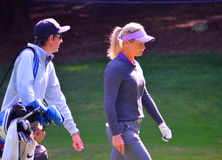Πρωτάθλημα 2016 PGA των γυναικών της Lexi Thompson KPMG γυναικείων επαγγελματικό παικτών γκολφ Στοκ εικόνες με δικαίωμα ελεύθερης χρήσης