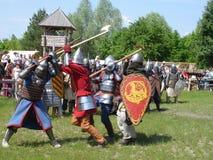 πρωταθλήματα ιπποτών Στοκ φωτογραφία με δικαίωμα ελεύθερης χρήσης