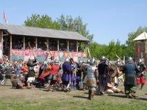 πρωταθλήματα ιπποτών Στοκ εικόνες με δικαίωμα ελεύθερης χρήσης